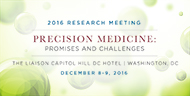 2016 Research Meeting