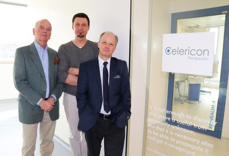 The Celericon team