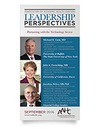 Leadership Perspectives Cover