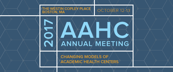 2017 AAHC Annual Meeting